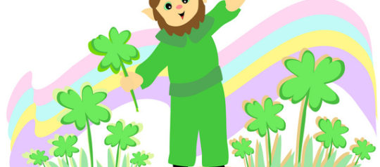 St Patrick's Day – Social Media Content